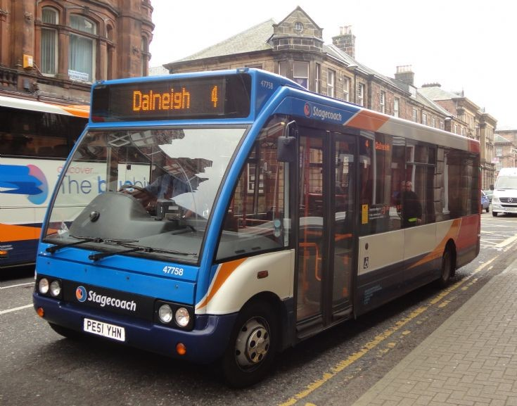 Stagecoach 47758