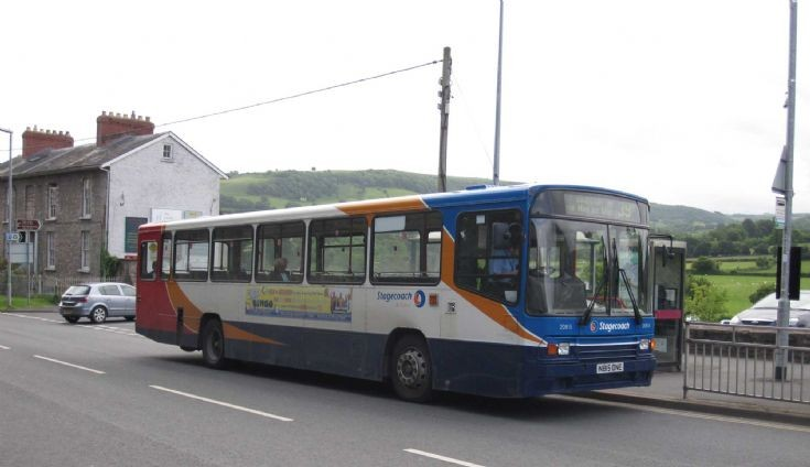 Stagecoach de Cymru