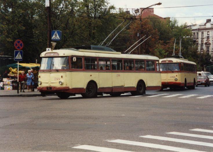 Riga Latvia early 90s