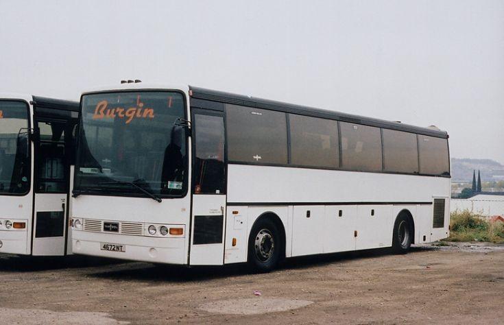 Burgin coach