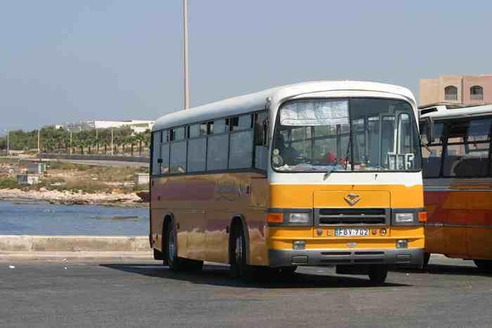 Leyland Hippo bus