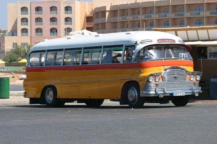 Maltese Bus ?