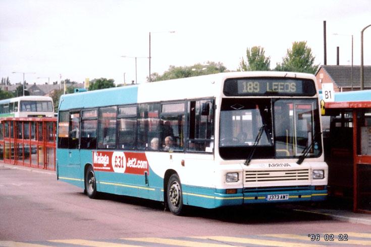 Arriva Leyland Lynx bus J373AWT