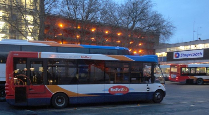 Stagecoach Bedford