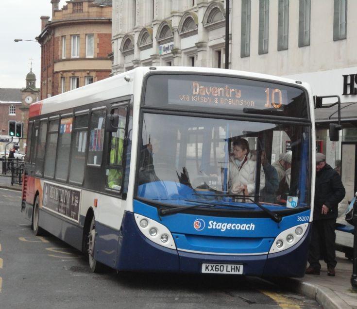 Stagecoach 36207