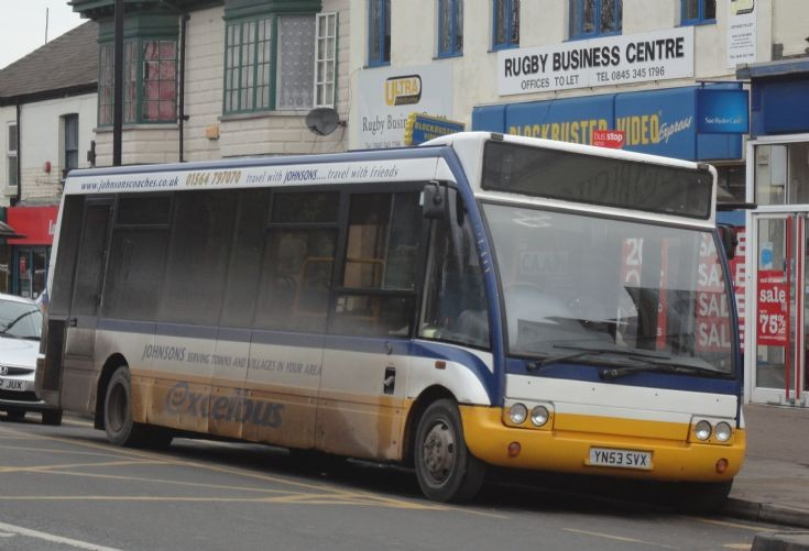 Johnsons Excelbus