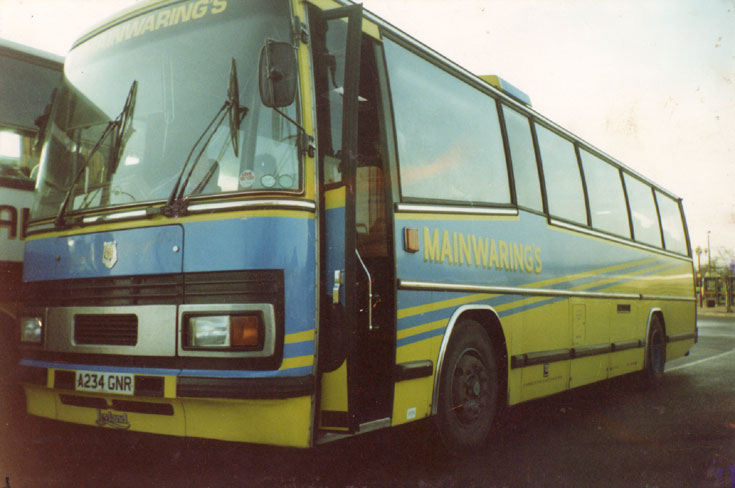 Mainwaring's Leyland Coach